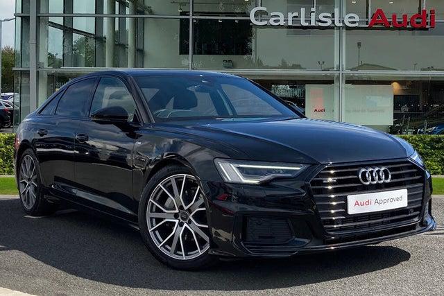 2019 Audi A4 2.0 45 TFSI Black Edition (69 reg)