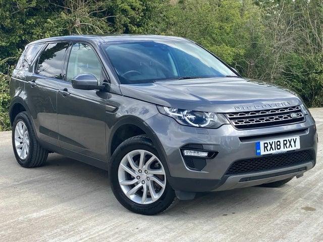 2018 Land Rover Discovery Sport 2.0Td4 SE Tech (182ps) Auto (18 reg)