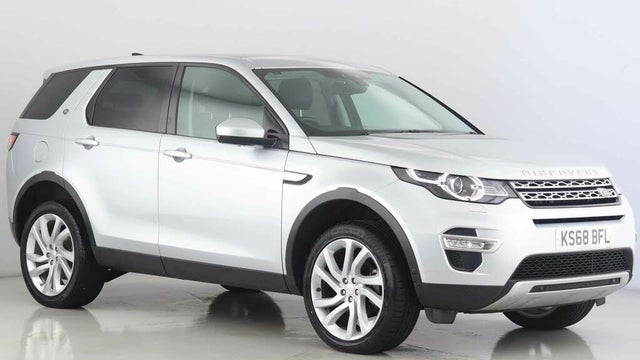 2018 Land Rover Discovery Sport 2.0Td4 HSE Luxury (180ps) Auto (68 reg)