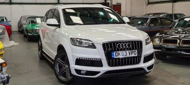 2013 Audi Q7 3.0TD quattro S Line Plus (245ps) Tiptronic (63 reg)