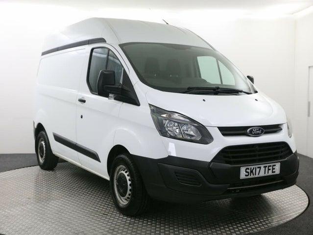 2017 Ford Transit Custom 2.0TDCi 290 L2H2 (105PS)(EU6) (17 reg)