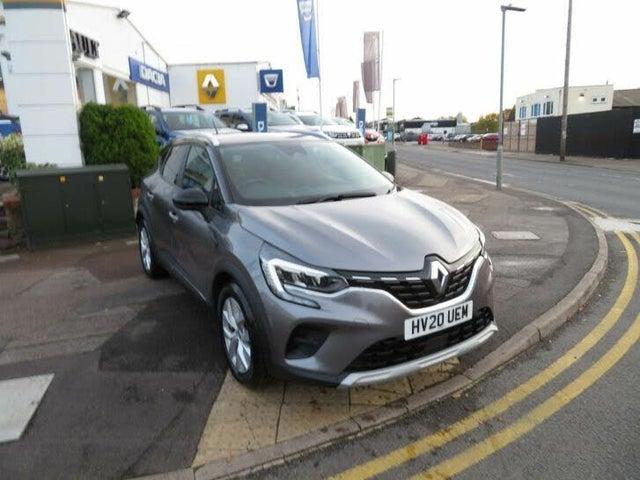 2020 Renault Captur 1.5dCi Iconic (95bhp) (20 reg)