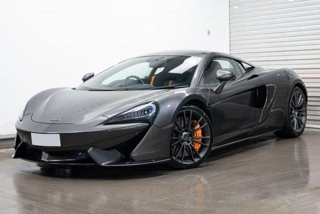 2017 McLaren 570S 3.8 (FR reg)