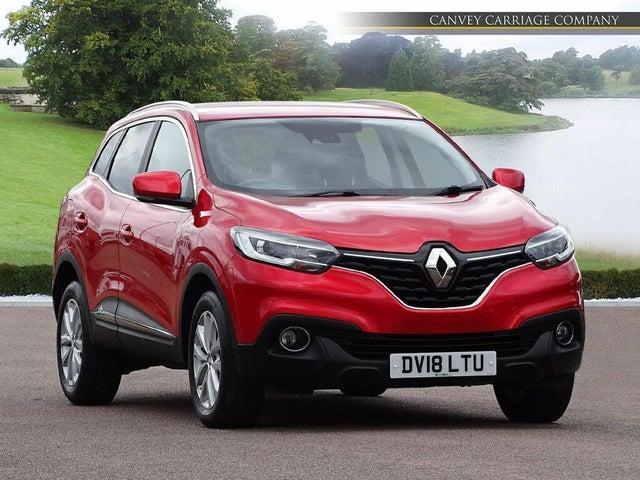2018 Renault Kadjar 1.5dCi Dynamique Nav (110bhp) ENERGY (s/s) Station Wagon (18 reg)