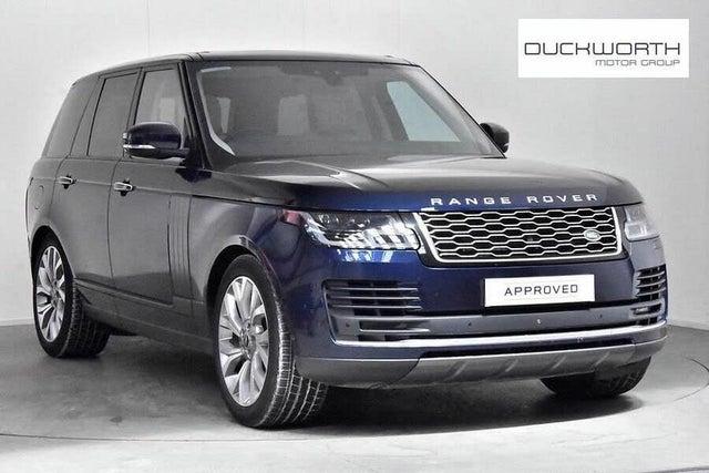 2018 Land Rover Range Rover 4.4 SDV8 Autobiography (339hp) 4WD (LWB)(s/s) (LG reg)