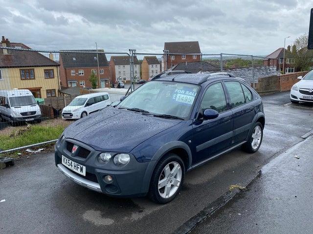 2004 Rover Streetwise 1.4 S 5d (54 reg)