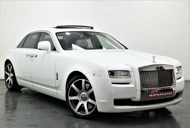 2011 Rolls-Royce Ghost 6.6 (A6 reg)