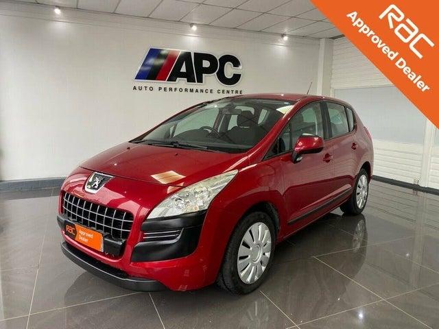 2011 Peugeot 3008 Crossover 1.6TD Active (110bhp) 6sp (11 reg)