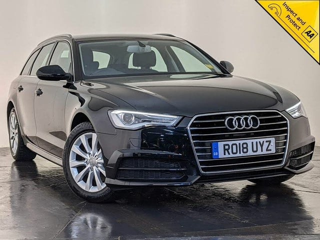 2018 Audi A6 Avant 2.0TDI ultra SE Executive S Tronic (18 reg)
