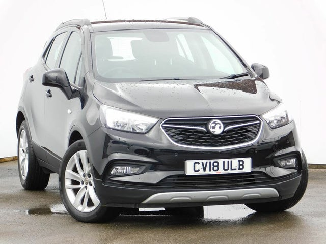 2018 Vauxhall Mokka X 1.4i 16v Turbo Active (s/s)(ecoTEC) (18 reg)