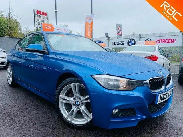 2013 BMW 3 Series 2.0TD 318d M Sport Saloon 4d (13 reg)