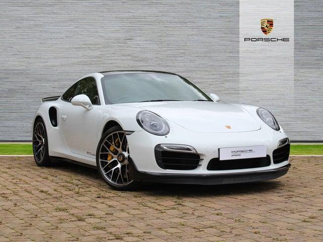 2015 Porsche 911 3.8 Turbo S Coupe (15 reg)