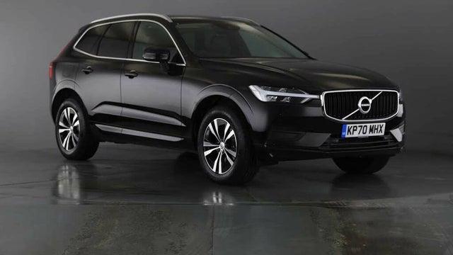 2020 Volvo XC60 (1U reg)
