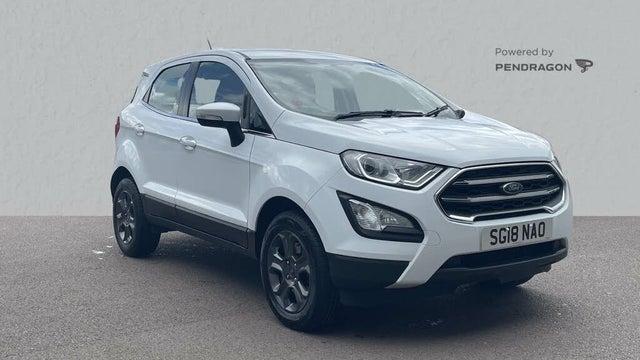 2018 Ford EcoSport 1.0T Zetec (125ps) (18 reg)
