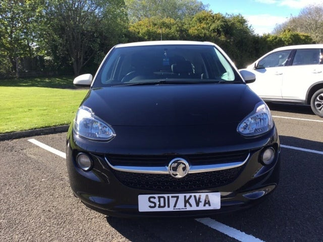 2017 Vauxhall ADAM 1.4i SLAM (100ps) (17 reg)