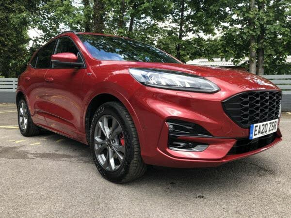 2020 Ford Kuga 2.0 ST-Line First Edition (190ps) AWD Auto (20 reg)