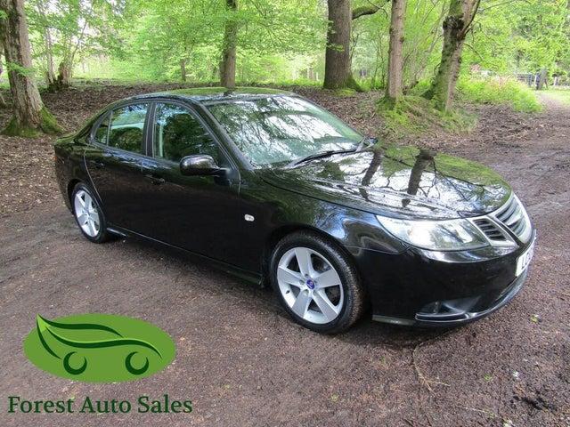 2010 Saab 9-3 1.9TD Turbo Edition 1.9TiD (150ps) Saloon 4d auto (10 reg)
