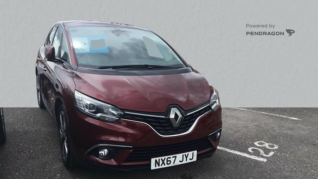 2017 Renault Scenic 1.2 TCe Dynamique Nav (130bhp) (67 reg)