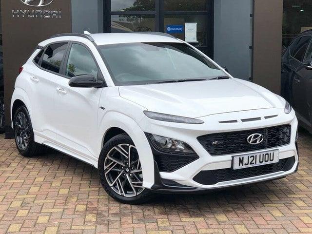 2021 Hyundai Kona (21 reg)