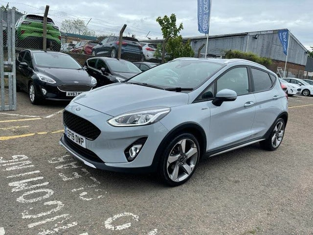 2019 Ford Fiesta 1.0T Active X (125ps) (19 reg)