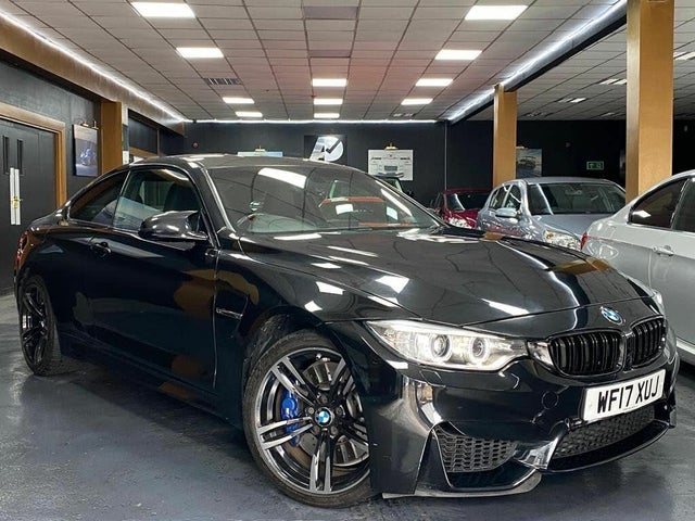 2017 BMW 4 Series 3.0 M4 (431bhp) (s/s) Coupe M DCT (17 reg)
