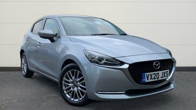 2020 Mazda Mazda2 1.5 SKYACTIV-G Sport (Nav) (20 reg)