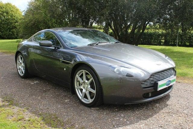2007 Aston Martin Vantage 4.3 Coupe (07 reg)