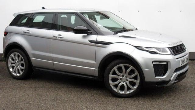 2015 Land Rover Range Rover Evoque 2.0Td4 HSE Dynamic Hatchback 5d Auto (65 reg)