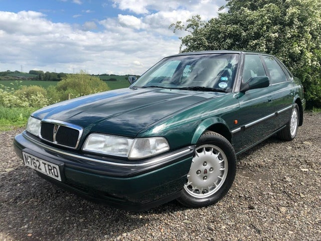 1995 Rover 800 2.7 827 Sterling Saloon 4d