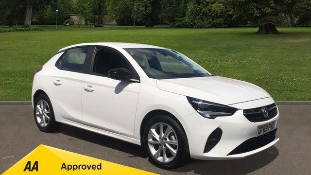 2019 Vauxhall Corsa 1.2i SE Nav (KU reg)