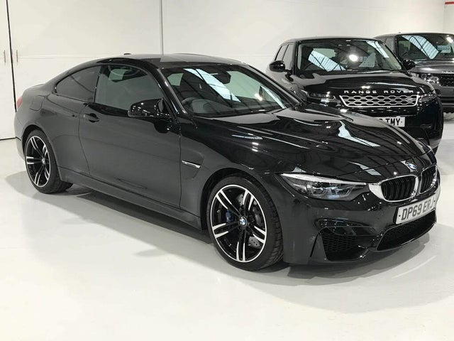 2019 BMW 4 Series 3.0 M4 (425bhp) (Competition Package) Coupe M DCT (69 reg)