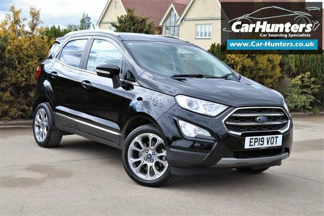2019 Ford EcoSport 1.0T Titanium (125ps) (19 reg)