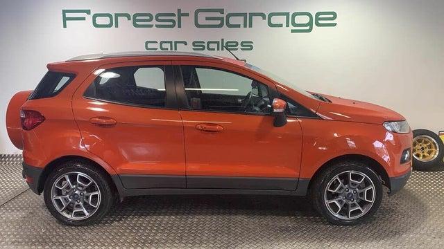 2016 Ford EcoSport 1.5 Titanium (65 reg)