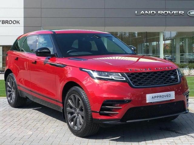 2020 Land Rover Range Rover Velar 2.0 D240 R-Dynamic SE (LY reg)