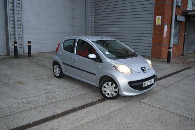 2007 Peugeot 107 1.0 Urban Move 5d (57 reg)