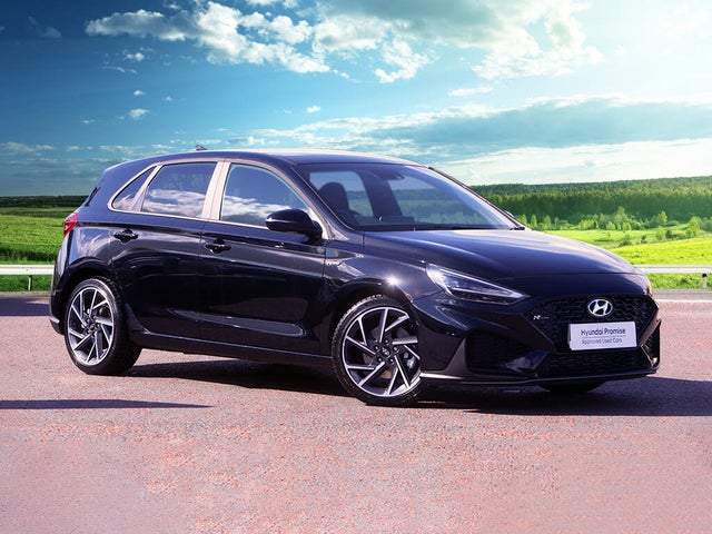 2021 Hyundai i30 1.5 T-GDi N Line Hatchback DCT (Z9 reg)