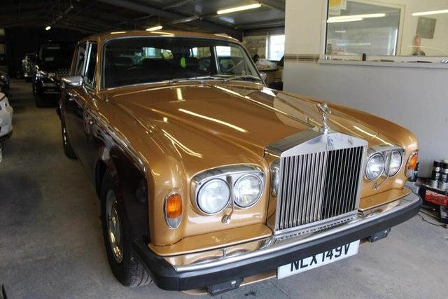 1980 Rolls-Royce Silver Shadow 6.8 II