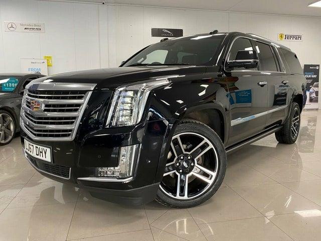 2018 Cadillac Escalade 6.2 Platinum (67 reg)