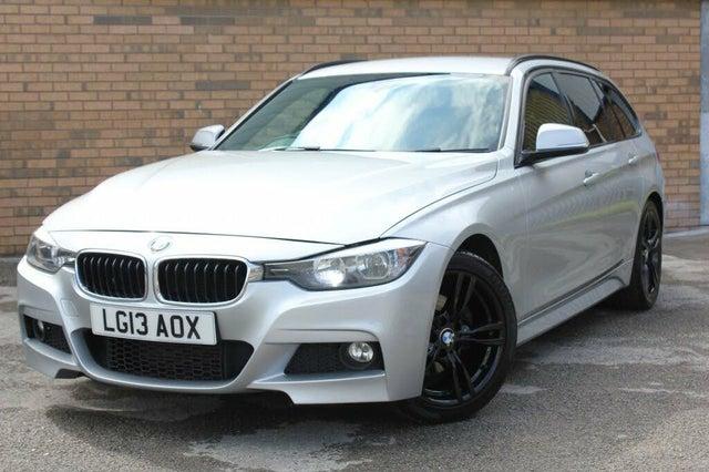 2013 BMW 3 Series 2.0TD 320d M Sport (184bhp) (s/s) Touring 5d (13 reg)