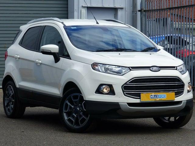 2018 Ford EcoSport 1.0T Titanium (125ps) (67 reg)
