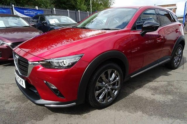 2019 Mazda CX-3 2.0 Sport Black+ (ZD reg)