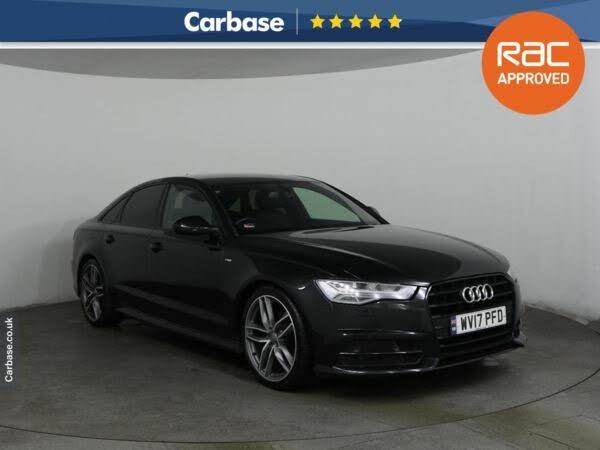 2017 Audi A6 Avant 2.0TDI ultra Black Edition (17 reg)