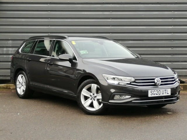 2020 Volkswagen Passat 1.6TDI SE Estate 5d (20 reg)
