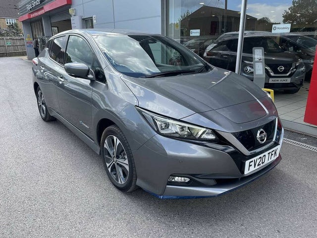 2020 Nissan Leaf E e+ Tekna (20 reg)