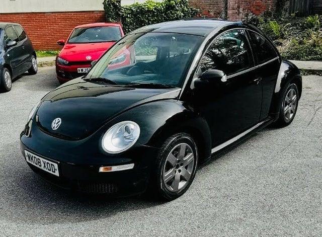 2008 Volkswagen Beetle 1.6 Luna Hatchback 3d (08 reg)