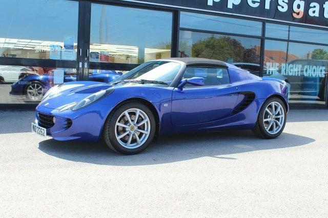 2005 Lotus Elise 1.8 111S (Z2 reg)