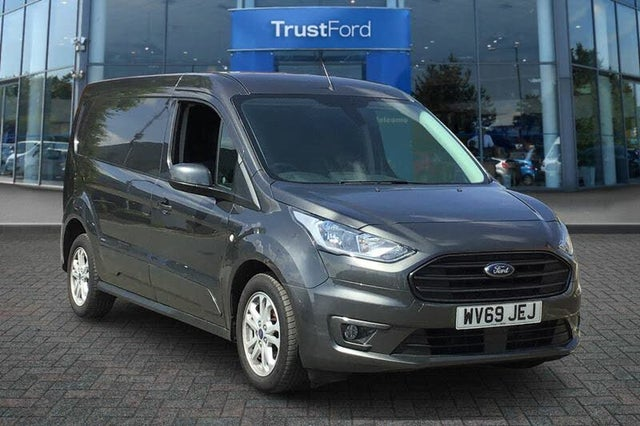 2019 Ford Transit Connect 1.5 EcoBlue L2 240 Limited (69 reg)