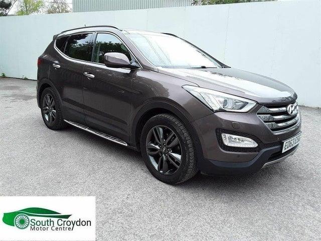 2013 Hyundai Santa Fe 2.2 CRDi Premium SE Auto (63 reg)