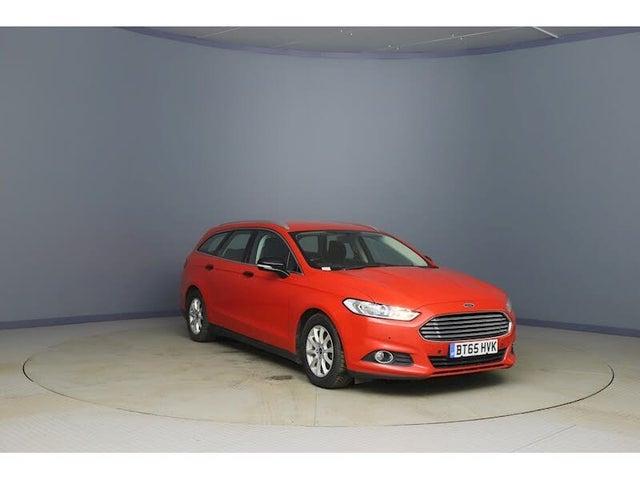 2015 Ford Mondeo 1.5TDCi Zetec Estate (0F reg)