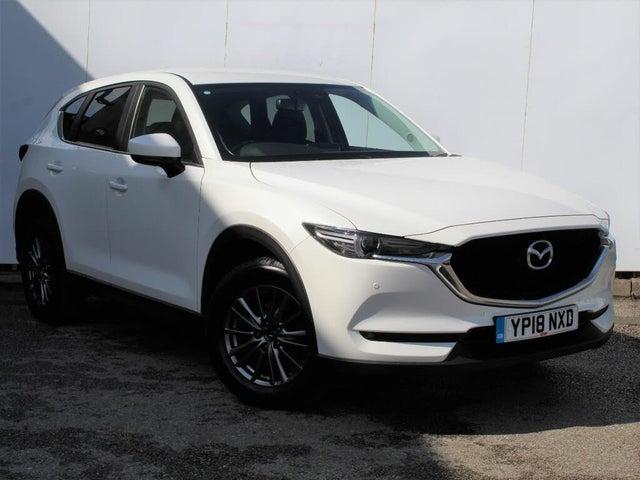 2018 Mazda CX-5 2.2TD SE-L (Nav) (AWD)(s/s) (18 reg)